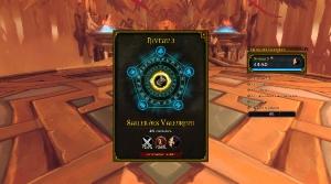 Donjon Mythique clef niveau 3