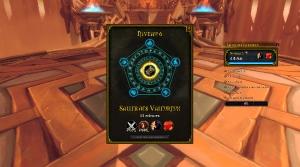 Donjon Mythique clef niveau 6