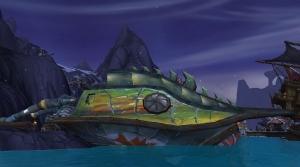 Sous-marin de la Horde
