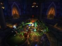 Les joueurs de l'Alliance envahissent Fossoyeuse