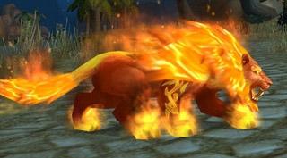 Un objet pour enflammer votre Druide