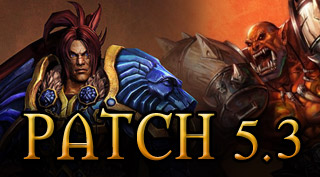 Guide complet du patch 5.3 de WoW