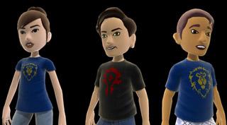 Gagnez des t-shirts WoW pour XBOX Live