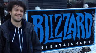 Mamytwink en visite chez Blizzard demain