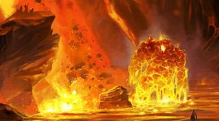 Rétro : Le Cœur du Magma