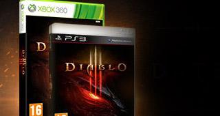 Diablo 3 sur XBOX 360 et PS3 le 3 septembre