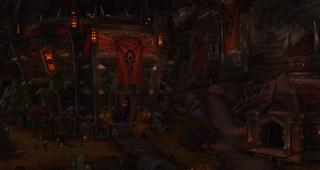 Arrivée de la nuit dans World of Warcraft