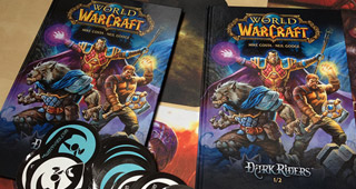 Gagnez 2 BD World of Warcraft