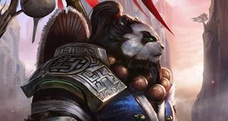 Un Pandaren neutre niveau 56