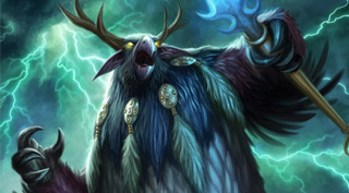 Les druides bénéficieront des effets visuels