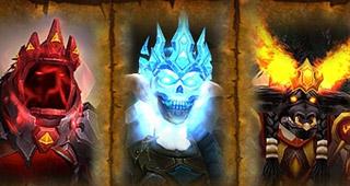 Des objets funs dans le Blizzard Store