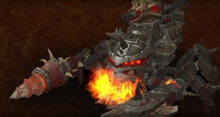 Kor'kron Juggernaut, nouvelle monture