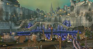 Le port de Hurlevent détruit au patch 5.4