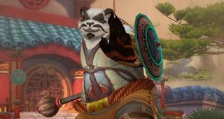 Le Pandaren neutre est niveau 60 !
