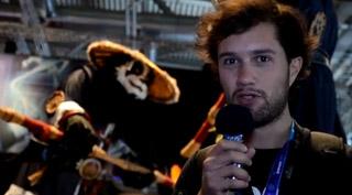 Gamescom 2013 : stand Blizzard en vidéo