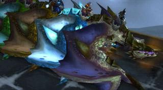 Défilé de proto-drakes en Norfendre