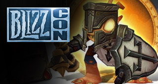 Goodies en jeu Blizzcon 2013