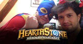 Suivez la soirée HearthStone et gagnez des clés !