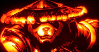 Des citrouilles WoW pour Halloween
