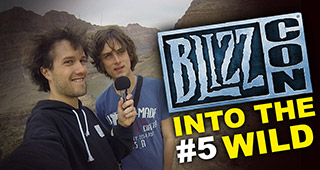 Le voyage de Mamytwink à la Blizzcon #5 : Into the wild