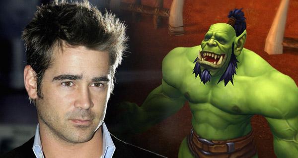 Colin Farrell aurait lu le script du film Warcraft