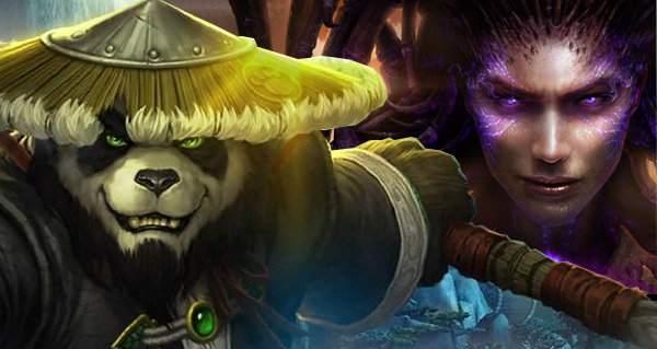 Remises sur WoW et Starcraft