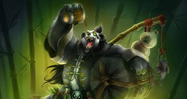 le pandaren neutre doubleagent d sormais au niveau 77 world of warcraft. Black Bedroom Furniture Sets. Home Design Ideas