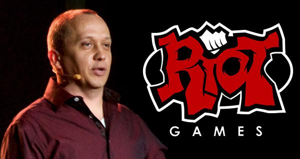 Greg Street rejoint Riot Games