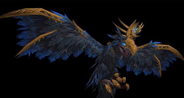 Le Seigneur Corbeau volant