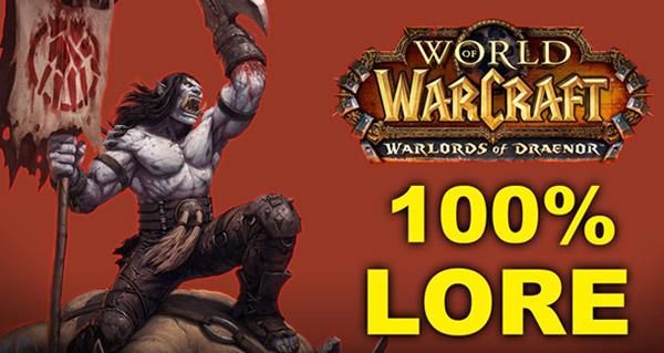 Warlords of Draenor : tout sur l'histoire de l'extension