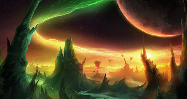 L'avenir de l'Outreterre dans Warlords of Draenor