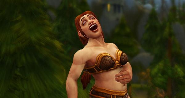 Warlords of Draenor : des images du nouveau modèle des Naines