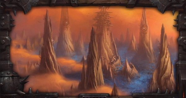 Warlords of Draenor : Archéologie arrakoa