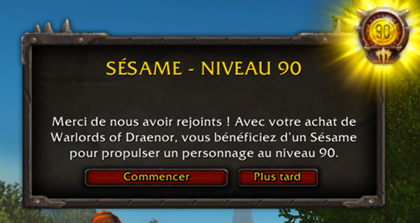 Warlords of Draenor : mascotte et monture disponibles
