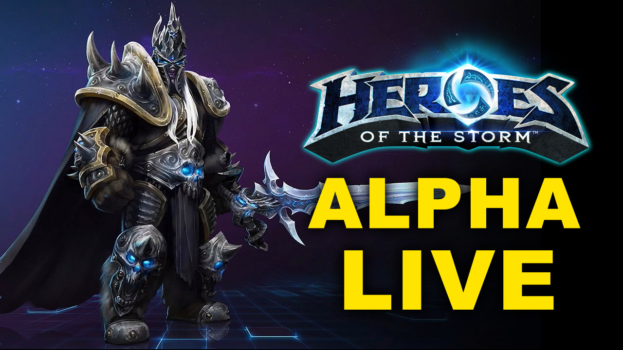 Heroes of the Storm : on y joue en direct de 20h à 22h