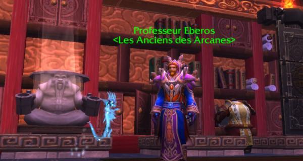 Les titres de World of Warcraft