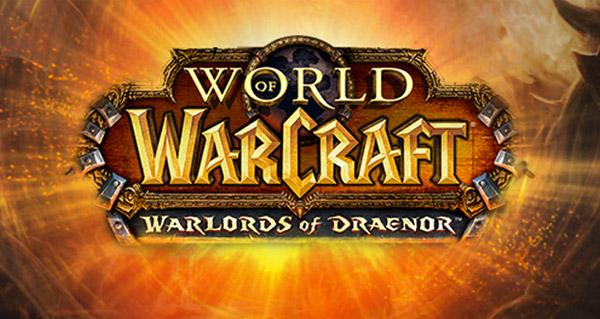 Patch note officiel de l'alpha de Warlords of Draenor
