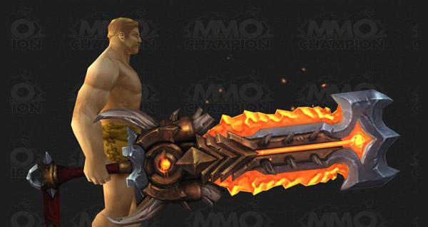 Nouveau build Alpha : les armes