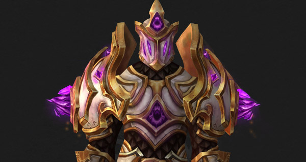 Warlords of Draenor : T17 Paladin