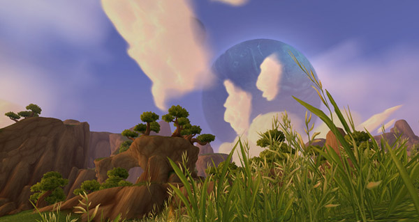 Alpha de Warlords : Nagrand, Talador et Jungle de Tanaan en images