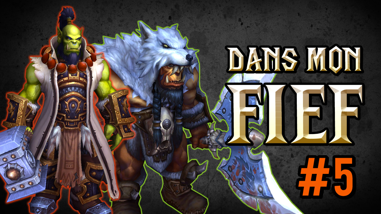 Warlords of Draenor #5