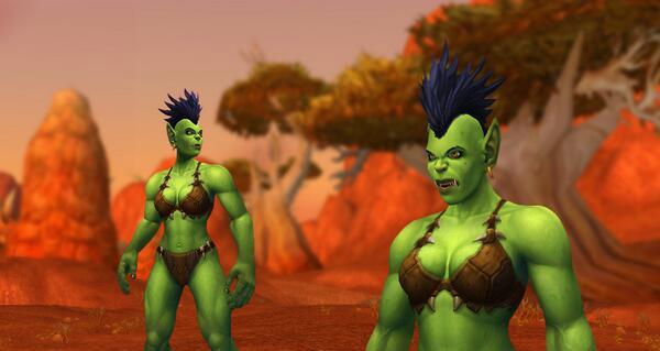 3 nouvelles images du modèle Orque