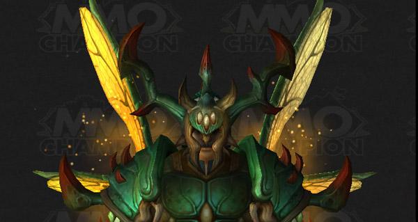 T17 Mythique : Druide et Démoniste