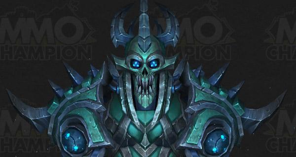 WoD : T17 Mythique Chevalier de la mort