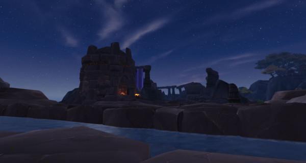 Présentation par Blizzard d'Ashran