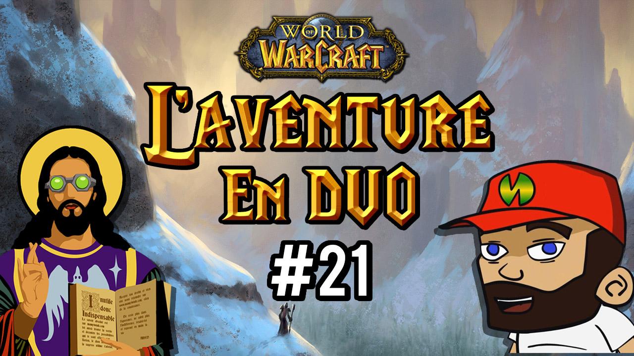 L'aventure en duo #21