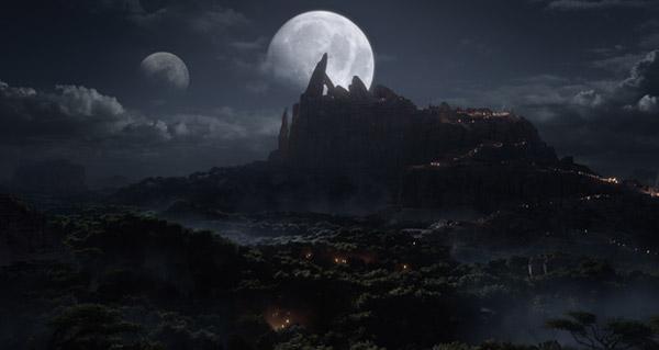 Première image de la cinématique de WoD