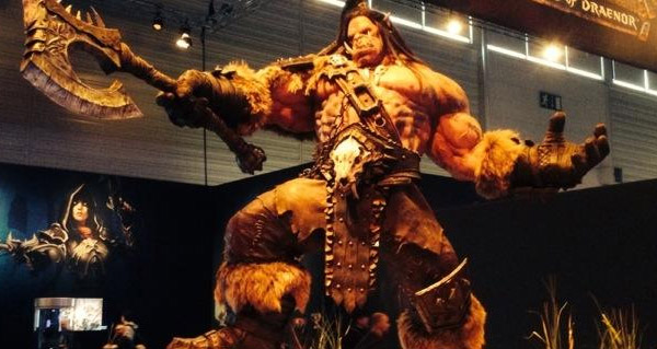 Blizzard présent à la Gamecom