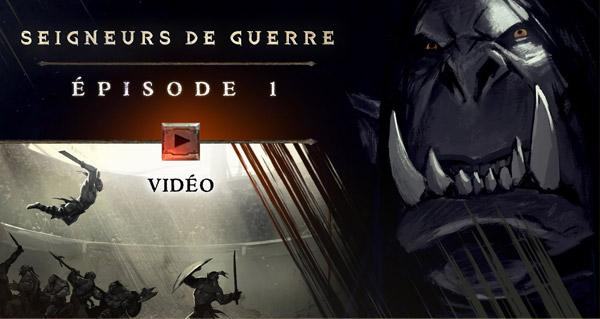 Nouvelle série Seigneurs de guerre