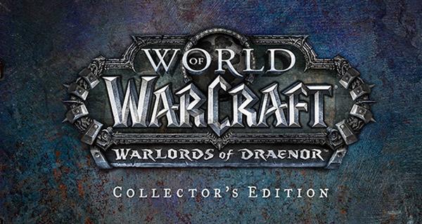 L'édition collector de Warlords of Draenor dévoilée